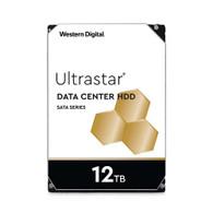 """WD HUH721212ALE604 12TB Ultrastar DC HC520 SATAIII 7200RPM 256MB 3.5"""" HDD"""