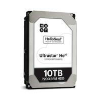 """HGST HUH721010ALE600 Ultrastar He10 10TB SATA 3.5"""" 0F27452  Internal HDD- OEM"""