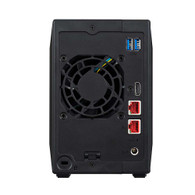 Asustor AS5202T 2Bay Diskless NAS 2.0GHz Dual-Core Gaming Inspired Network Attached Storage