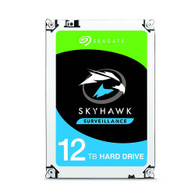 "Seagate ST12000VX0008 Skyhawk 12TB Surveillance 3.5"" SATAIII 256MB Internal HDD"
