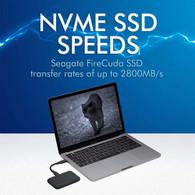 Lacie STHZ2000800 Rugged SSD 2TB Pro THUNDERBOLT 3 + USB 3.1