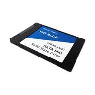 """WD WDS400T2B0A Blue 4TB 3D NAND SATAIII 2.5"""" 7mm Internal Solid State Drive"""