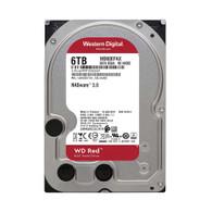 """WD WD60EFAX Red 6TB NAS 5400RPM SATA 6 GB/S 256MB 3.5"""" Hard Drive"""