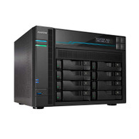 Asustor AS6508T Lockerstor 8 Enterprise 2.1GHz Quad-Core 8-Bay Diskless NAS Network Attached Storage