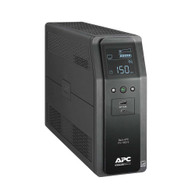APC BR1500MS Back UPS Pro 10-Outlet 900W/1500VA LCD UPS System