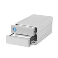 Lacie STGB32000400 2big Dock RAID 32TB External RAID Hard Drive