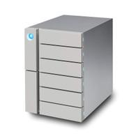Lacie STFK96000400 6big Thunderbolt 3 RAID 96TB External Hard Drive