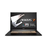 "Gigabyte AORUS 7 WA-7US1130SH 17.3"" 144Hz FHD i7-9750H RTX 2060 GDDR6 6GB 8GBx2 DDR4 2666MHz RAM M.2 PCIe 512GB SSD Windows 10 Home"