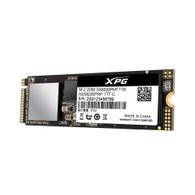 XPG ASX8200PNP-1TT-C SX8200 Pro 1TB 3D NAND PCIe NVMe Gen3x4 M.2 2280 Solid State Drive