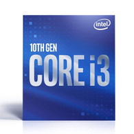 Intel BX8070110100 Core i3-10100 4 Cores up to 4.3 GHz LGA1200 65W Processor