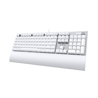 Azio MK-MAC-U01 Mk Mac Wired USB Backlit Mechanical Keyboard for Mac