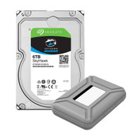 "AAAwave Portable 3.5"" HDD Storage Case Cover included and compatible with ST6000VX001 6TB Hard Drive"