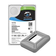 "AAAwave Portable 3.5"" HDD Storage Case Cover included and compatible with ST10000VE0008 10TB Hard Drive"