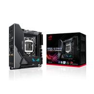 Asus ROG STRIX Z490-I GAMING Z490 (WiFi 6) LGA 1200 (Intel 10th Gen) Mini-ITX USB 3.2 Gaming Motherboard