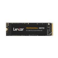 Lexar LNM700-512RBNA NM700 512GB M.2 2280 PCIe Gen 3x4 NVMe Solid State Drive