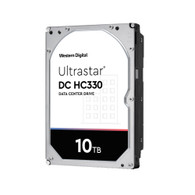 WD WUS721010ALE6L4 Ultrastar DC HC330 10TB 7200RPM SATA 6Gb/s 256MB Cache 3.5-Inch Enterprise Hard Drive