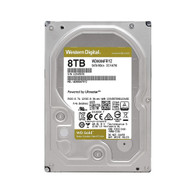 "WD WD8004FRYZ Gold 8TB 7200RPM SATAIII 256 MB  3.5"" Enterprise Internal Hard Drive"