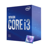 Intel BX8070110100F Core i3-10100F Comet Lake Quad-Core 3.6 GHz LGA 1200 65W Desktop Processor
