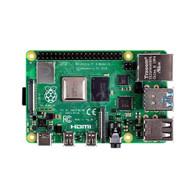 Raspberry Pi C1208-4GB 4 Model B 2019 Quad Core 64 Bit WiFi Bluetooth (4GB)