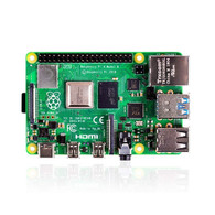 Raspberry Pi C1325-8GB 4 Model B Quad Core 64 Bit WiFi Bluetooth (8GB)