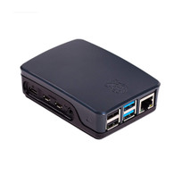 Official Raspberry Pi 4 Case in Black/Grey