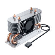 Ineo M3 M.2 2280 SSD Rocket Heatsink Built-in Cooling Fan
