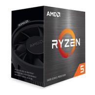 AMD 100-100000065BOX Ryzen 5 5600X, with Wraith Stealth Cooler