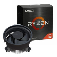 AMD 100-100000065BOX Ryzen 5 5600X, with Wraith Stealth Cooler