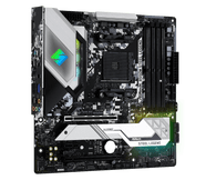 ASRock B550M STEEL LEGEND Supports AMD AM4 Processors Motherboard