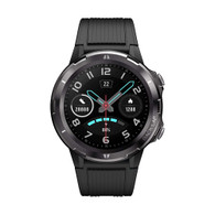LETSCOM ID216 BLACK Smart Watch,Fitness Tracker with Heart Rate Monitor