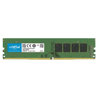 Crucial CT16G4DFRA266 RAM 16GB DDR4 2666 MHz CL19 Desktop Memory