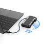 Titanium Micro Mercury 2TB External SSD Up to 1000MB/S NVMe USB 3.1 IP66 for PC Mac Android and Game Console
