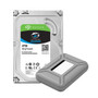 """AAAwave Portable 3.5"""" HDD Storage Case Cover included and compatible with ST4000VX007 4TB Hard Drive"""
