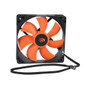 Special bundle AAAwave - The Sluice Aluminum mining case 6 GPU + Set of 4 - AAAwave 120mm Double ball bearing Silent Cooling Fan