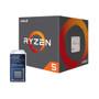 Special bundle - AMD YD260XBCAFBOX RYZEN 5 2600X Desktop Processor + Innovation Cooling Graphite Thermal Pad