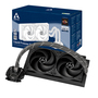 Arctic ACFRE00046B Liquid Freezer II 240 Multi Compatible All-in-One CPU Water Cooler (with AMD clip)