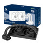Arctic ACFRE00066B Liquid Freezer II 280 Multi Compatible All-in-One CPU Water Cooler