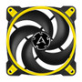 Arctic ACFAN00117A P120 (Yellow) - Pressure-optimised 120 mm Gaming Fan with PWM Sharing Technology (PST)