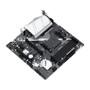 ASRock B550M/AC AM4 AMD B550 SATA 6Gb/s Micro ATX AMD Motherboard