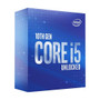 Intel BX8070110600K Core i5-10600K Desktop Processor 6 Cores up to 4.8 GHz Unlocked LGA1200 (Intel 400 Series Chipset) 125W