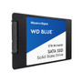 """WD WDS200T2B0A 2TB WD Blue 3D NAND Internal PC SSD - SATA III 6 Gb/s, 2.5""""/7mm, Up to 560 MB/s"""