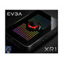 EVGA 141-U1-CB10-LR XR1 Capture Device, Certified for OBS, USB 3.0, 4K Pass Through, ARGB, Audio Mixer, PC, PS5, PS4, Xbox Series X and S, Xbox One, Nintendo Switch