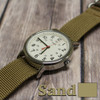 Sand 3 Ring Ballistic Strap | The Watch Prince