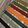 3-Ring Ballistic Strap (Solid Colors) - (Various Colors)