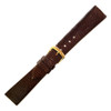 Brown Genuine Java Lizard Watch Band | Hadley-Roma MS700