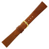 Tan Genuine Java Lizard Watch Band | Hadley-Roma MS700