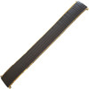 Twist-O-Flex Extra-Wide Romunda, 18-22mm, Dark Brown/Gold (Speidel)