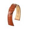 Hirsch London, Premium Alligator - Matte Golden-Brown