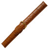Tan Hadley Roma MS835 | Embossed Leather Watch Band