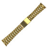 Hadley Roma MB520 | Gold-Tone Fashion President-Style Bracelet | The Watch Prince